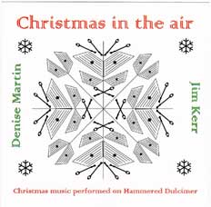 Chrismas in the Air CD cover